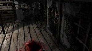 creepy horror shutterstock shoot footage clip