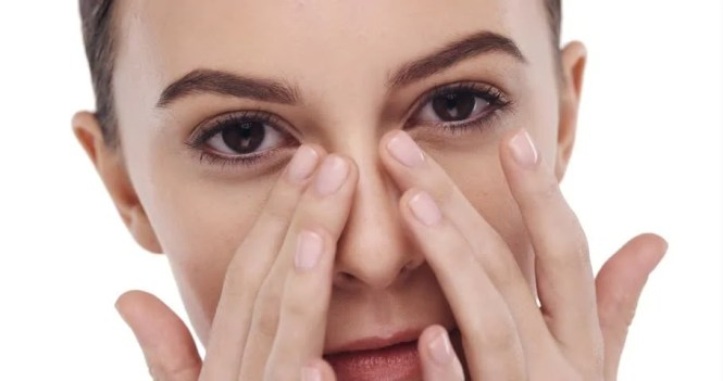 Image result for touching face frequently