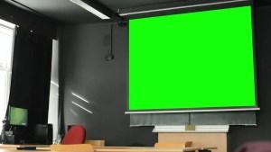 screen background virtual studio chroma key classroom backdrop projection newsroom stage shutterstock production footage panel setup flat visually similar foreground