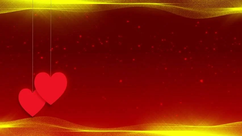 Wedding Loop Background Abstract Motion Stock Footage