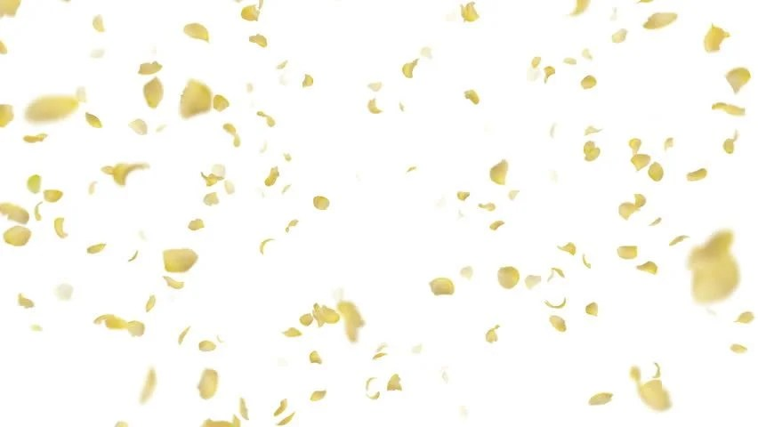 Falling Money Wallpaper Hd Gold Confetti With Alpha Mask Stock Footage Video 6636041