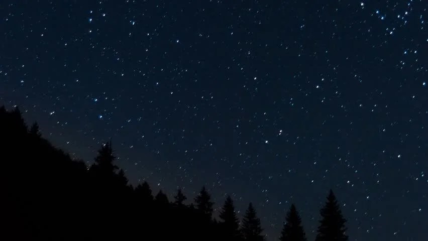 Moveing Gravity Falls Wallpapers Timelapse Of Stars Moving In Night Sky Over Pine Trees