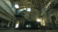 4k Abandoned Factory Interior Timelapse,motion Stock ...
