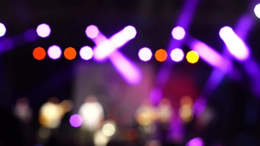 Shutterstock Hd Wallpapers Concert Stage At Night With Stock Footage Video 100