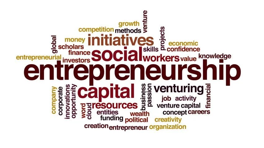 Entrepreneurship Animated Word Cloud. Flying Stock Footage Video (100% Royalty-free) 21004924 | Shutterstock