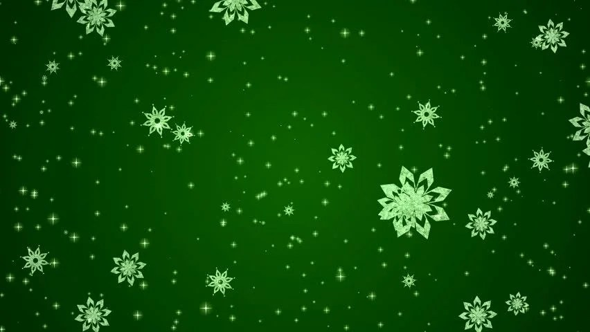 Free Animated Falling Snow Wallpaper Snow Falls Slowly Over A Teal Abstract Gradient In This