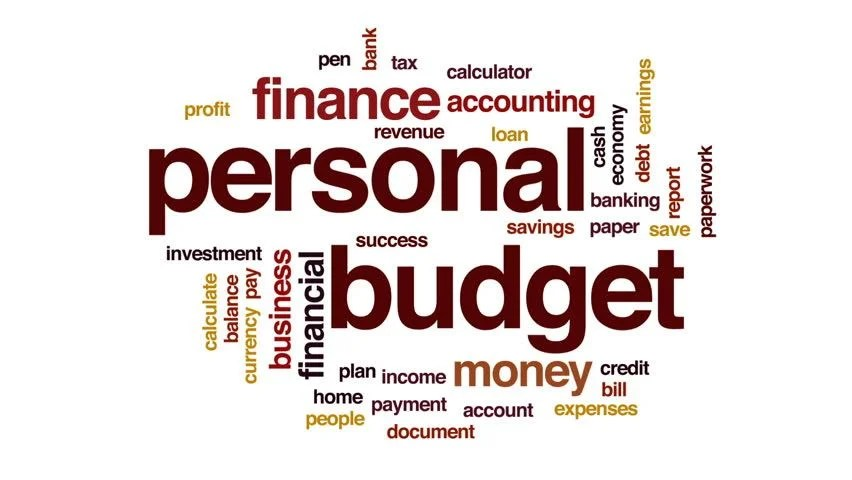 Image result for word BUDGET ACCOUNTS EXPENSE