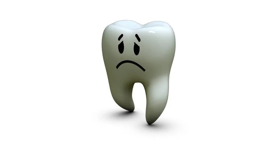 bad 3d tooth walk