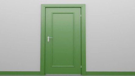 door hd open doors opening cartoon double animation closed bright wooden shutterstock inward footage alpha included channel visually similar go