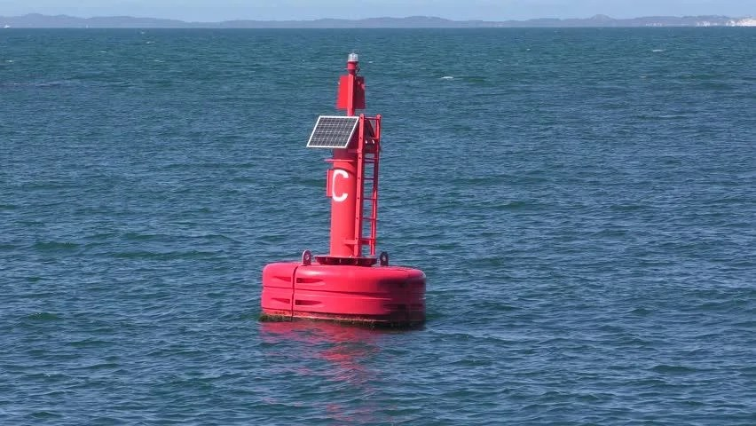 Marker Buoy Stock Video Footage - 4K and HD Video Clips   Shutterstock
