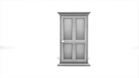 door animation open hd multiple opening concept shutterstock footage illuminating dark screen room