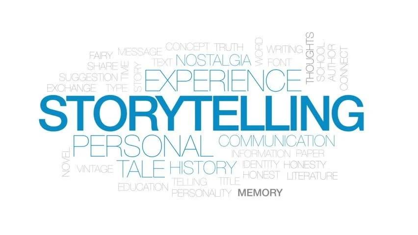 Hasil gambar untuk Typography and storytelling