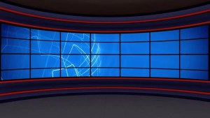 background tv studio backgrounds virtual screen shutterstock colored program window footage clip loop rotating globe