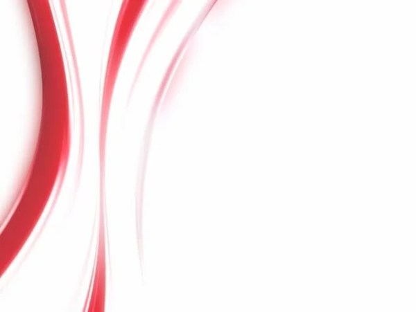 Red Smoke On White Background HD Stock Footage Video