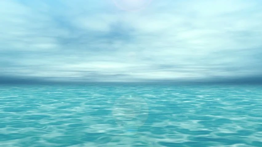 Tropical Ocean 3d Live Wallpaper Stock Video Of Blue Sea Blue Sky Animated Motion 3530885