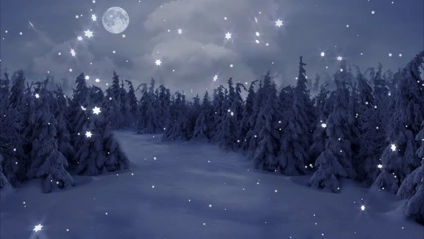 90 Percent Sale Background With Snowballs And Snow Sale
