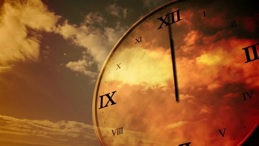 Digital Animation of Time Passing Stock Footage Video (100% Royalty-free) 8565835   Shutterstock