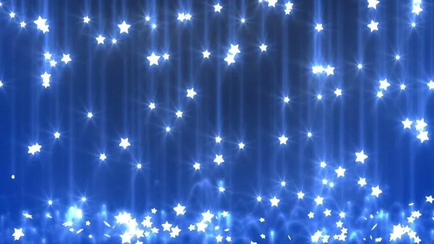 Falling Stars Gif Wallpaper Falling Stars Seamless Looped Background Stock Footage
