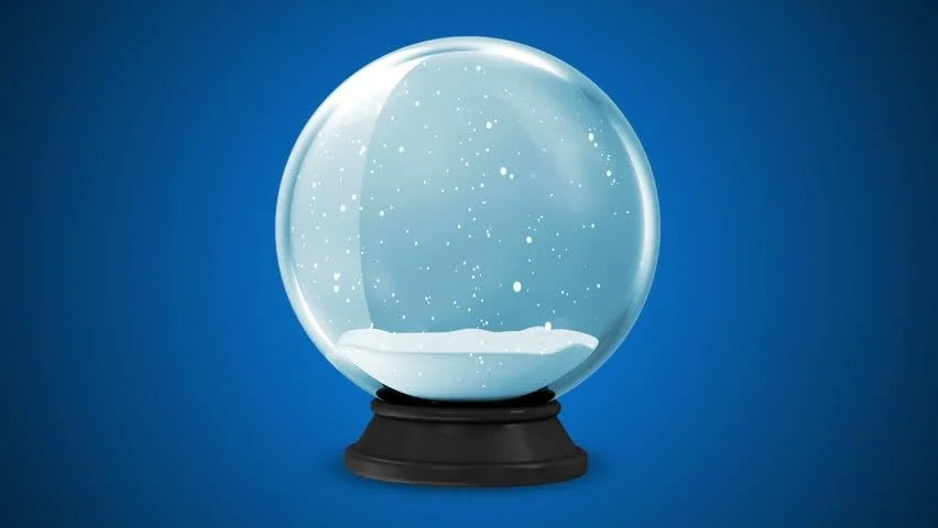 Free Falling Snow Wallpaper Animation Of Freezing Of A Glass Stock Footage Video