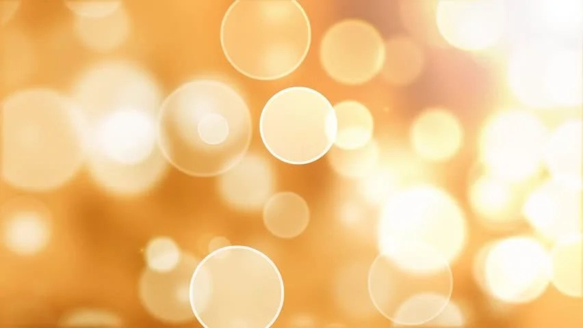 Warm Flying Bokeh Lights Abstract Stock Footage Video 100 Royalty Free 8591206 Shutterstock