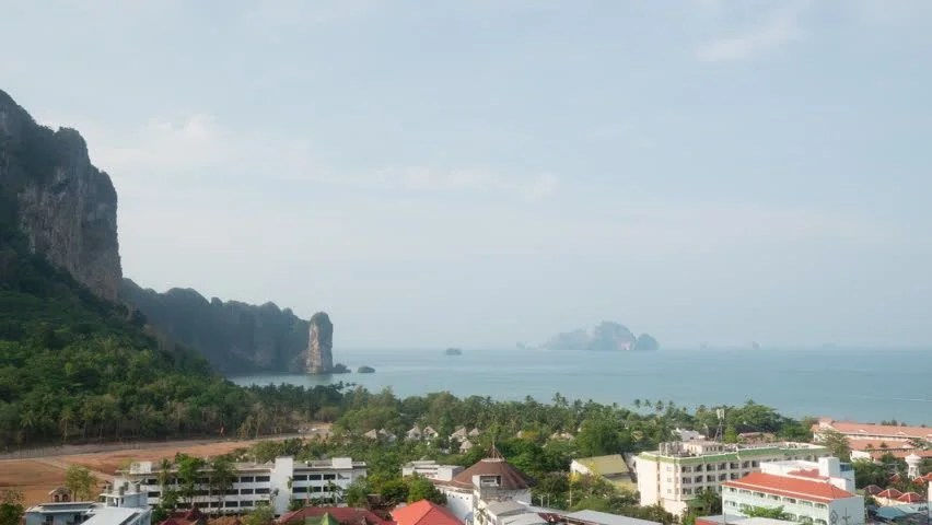 Ao Nang Krabi Thailand Stock Footage Video 100 Royalty Free 17339587 Shutterstock