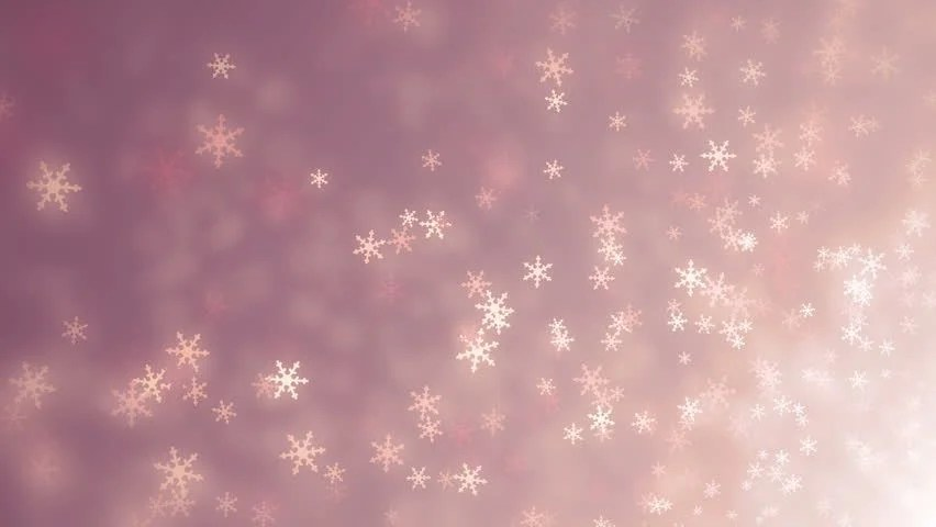 Free Download Snow Falling Animated Wallpaper Soft Beautiful Pink Backgrounds Moving Gloss Particles On