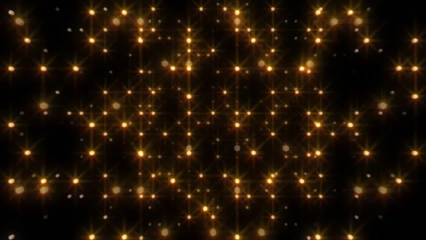 Falling Glitter Wallpaper Sparkle Light Space Stock Footage Video 100 Royalty