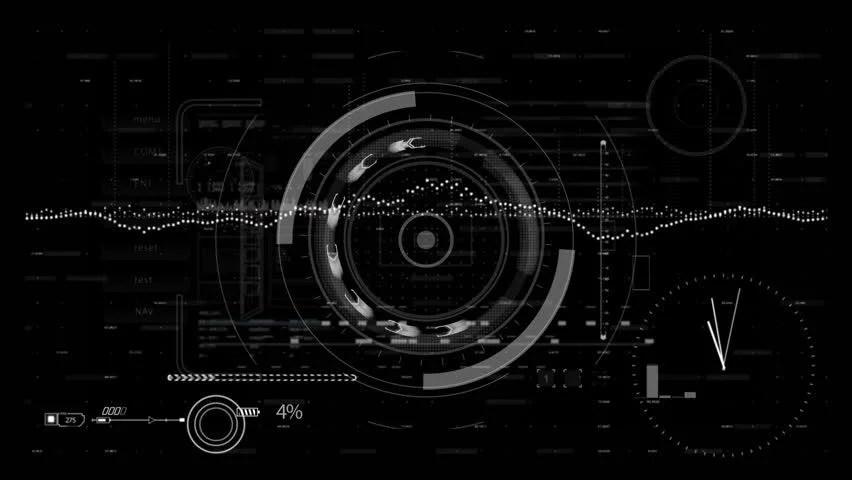 3d Tech Animated Wallpaper Windows 10 Drone Technology Usa Business Satellite Gps Motion