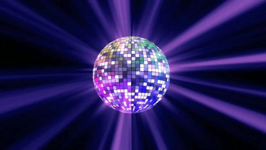 Stock video of disko ball spirit  661387  Shutterstock