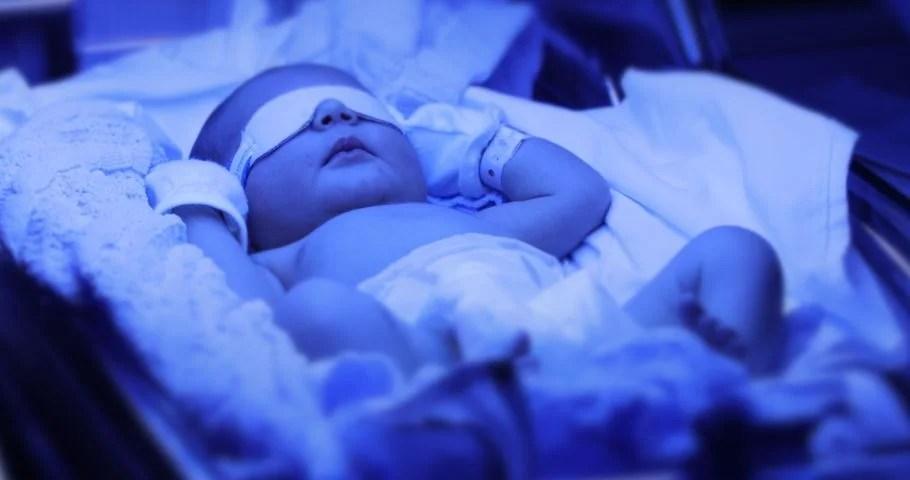 有名な Baby Jaundice Light - さのばりも