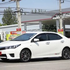 New Corolla Altis Video Toyota Yaris Ativ Trd Chiangmai Thailand October 1 2015 Stock Footage 100 Private Car At Road No 1001 About 8 Km From Downtown