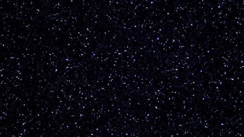 Falling Skies Wallpaper Hd Flying Through Star Fields In Deep Space Loop Stock