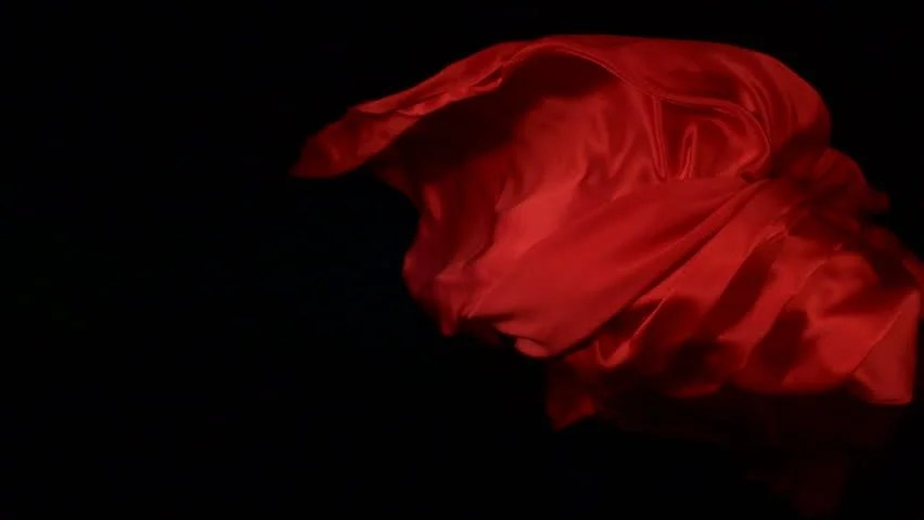 Blood Falling Wallpaper Flowing Red Cloth Stock Footage Video 1879477 Shutterstock