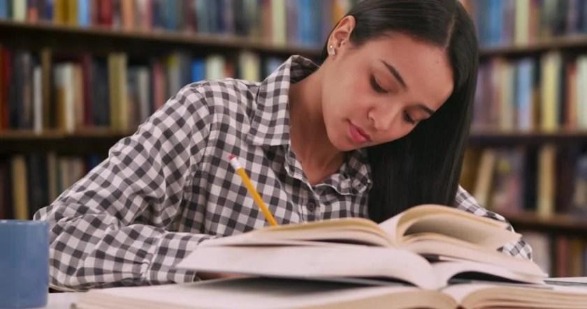 Image result for student doing homework