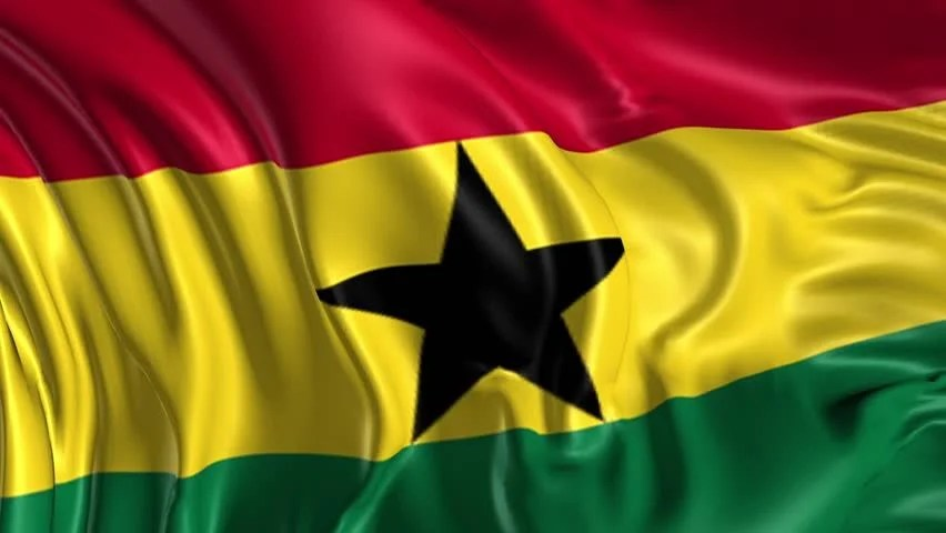 Image result for ghana flag