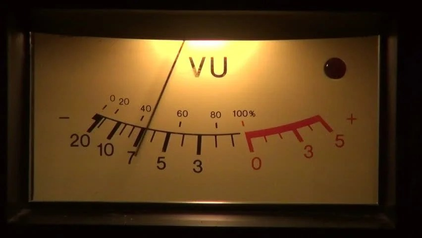 Analog Vu Meter How Circuits