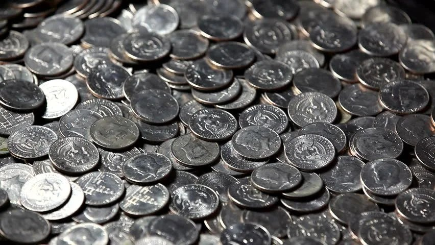 Falling Money Hd Wallpaper Stock Video Clip Of Big Pile Of Falling Coins Shutterstock