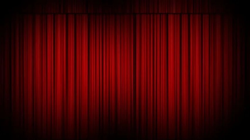 Opening Theater Curtains Stock Footage Video Shutterstock