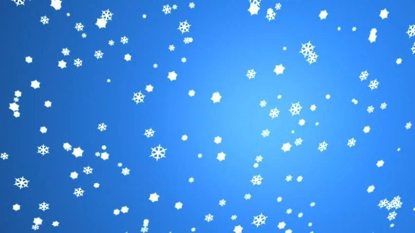 Wallpaper Hd Snow Falling Stock Video Clip Of Motion Graphics Falling Snow