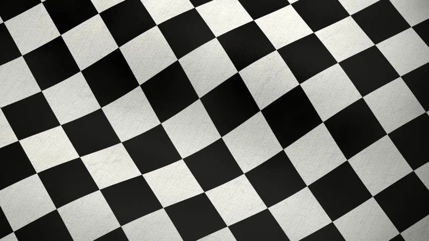 Indy Car Wallpaper Hd Seamlessly Loopable Waving Checkered Flag Animation Stock