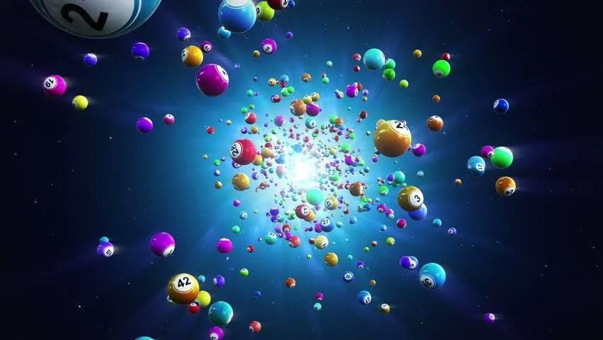 Fun Fall Wallpaper High Def Bingo Balls Background Flight Colouored Bingo Balls