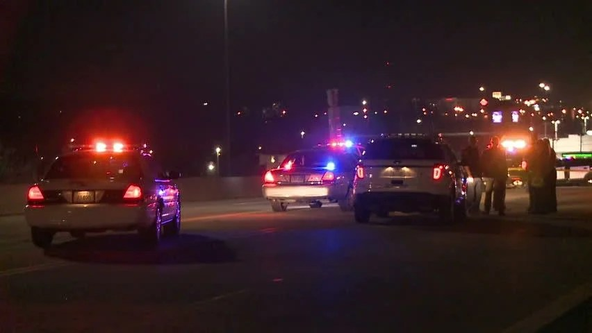 Hd Wallpaper Police Cars Portland Oregon Circa December 2012 Police Lights