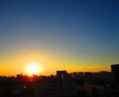 上野の日の出