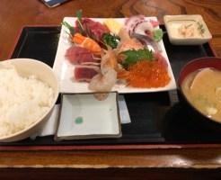 さいとう海鮮丼