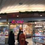 上野駅構内にあるエキュートは小さな街なみの施設で、しばらくそこで暮らせます(^^)