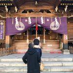 2020年はだいぶ遅れて『下谷神社』で初詣