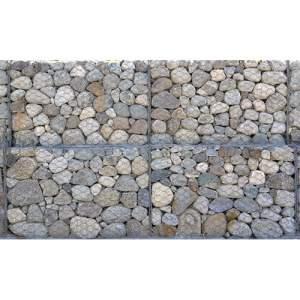 20 JRSTN-020 Natural Gravel Stone Bronjong