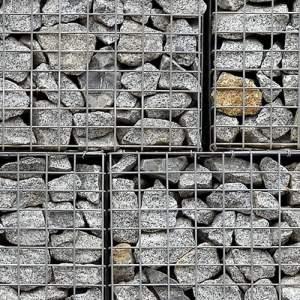 21 JRSTN-021 Natural Gravel Stone Bronjong