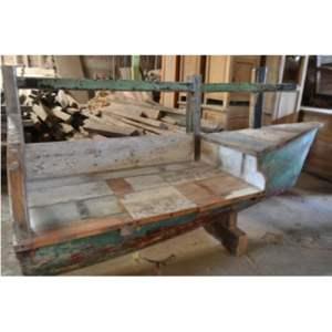 28 JRBW-03 Boat Bench C