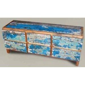 60 JRBW-02 Dresser 6 Dwrs